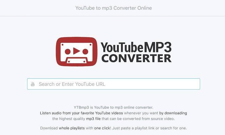 Una nueva opción para convertir vídeos de YouTube en archivos MP3