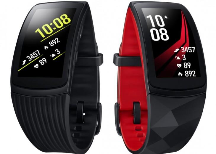 Samsung presenta los nuevos Gear Fit 2 Pro y Gear Sport