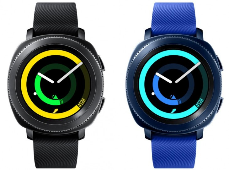 Samsung renueva el Gear Sport, Gear Fit2 Pro y Gear Icon X