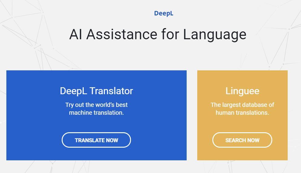 DeepL, un traductor online que supera al de Google, Microsoft y Facebook
