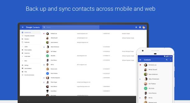 La app Contactos de Google ya está disponible para todos