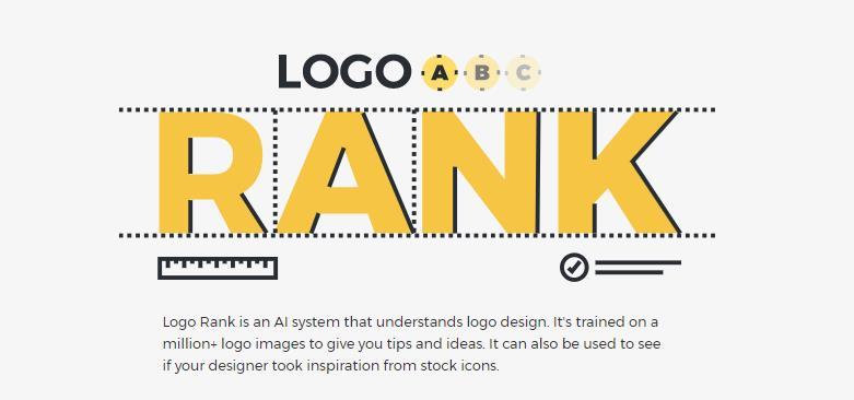 brandmark, una inteligencia artificial que analiza la calidad de nuestro logo