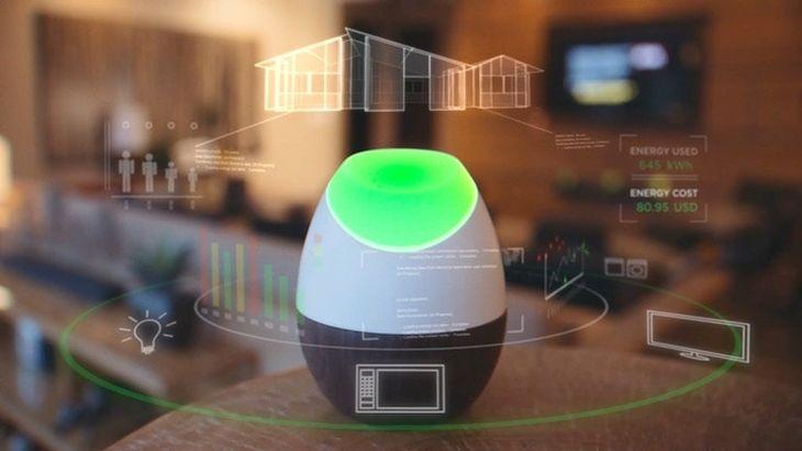 Glow, elegante rastreador del consumo eléctrico en tiempo real