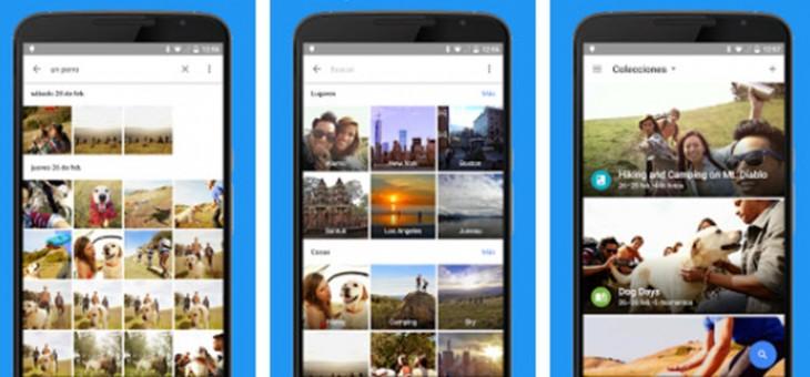 Google Fotos para Android se actualiza facilitando compartir vídeos