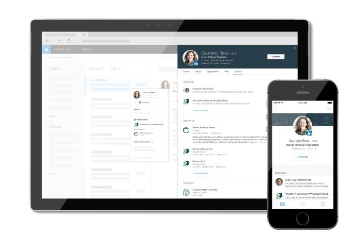 LinkedIn-Office365