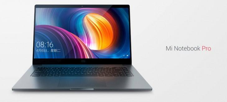Mi Notebook Pro de Xiaomi 1
