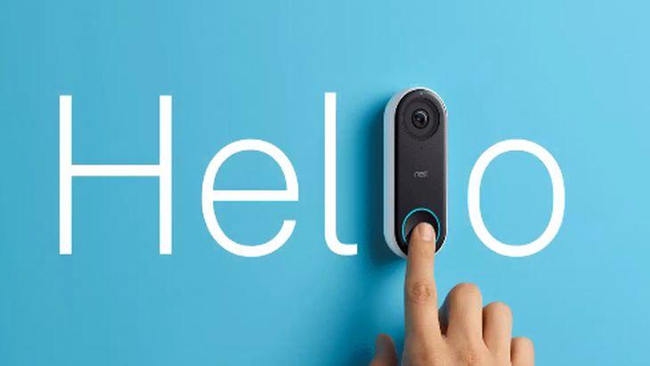 Este es el nuevo vídeo portero de Nest: Hello