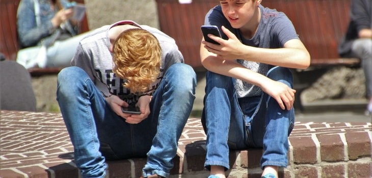 Smartphones menores