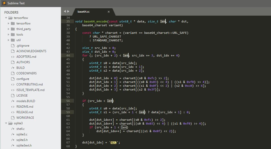 Sublime Text, el editor de código, presenta nueva versión