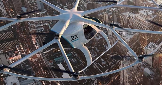 Imagen: Volocopter