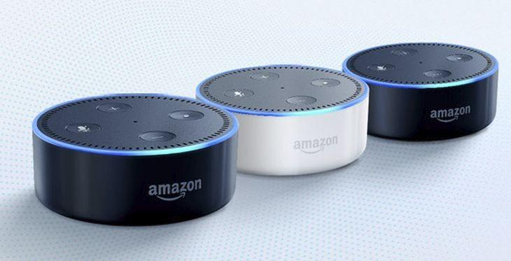 Imagen: Altavoces Echo Dot/Amazon