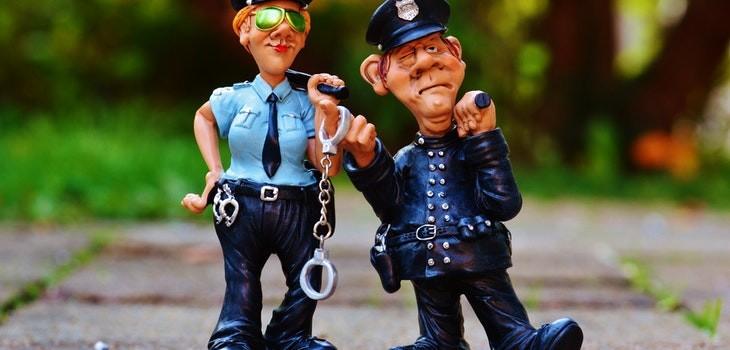 Juegos policía para Android