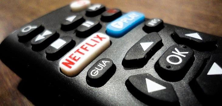 Order new series in Netflix