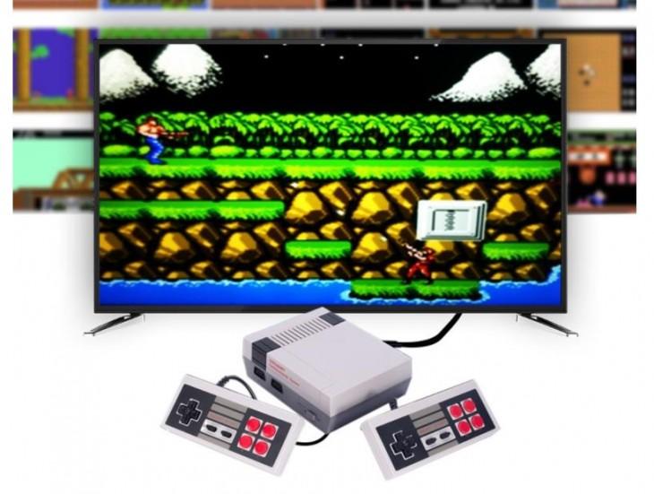 Clones De La Nes De Nintendo Con Hasta 600 Juegos Dentro Por 25 Y