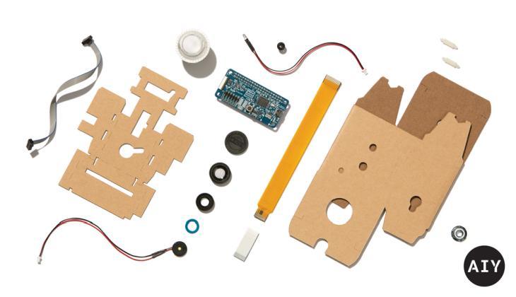 Google lanza kit de visión por ordenador para proyectos con Raspberry Pi Zero W