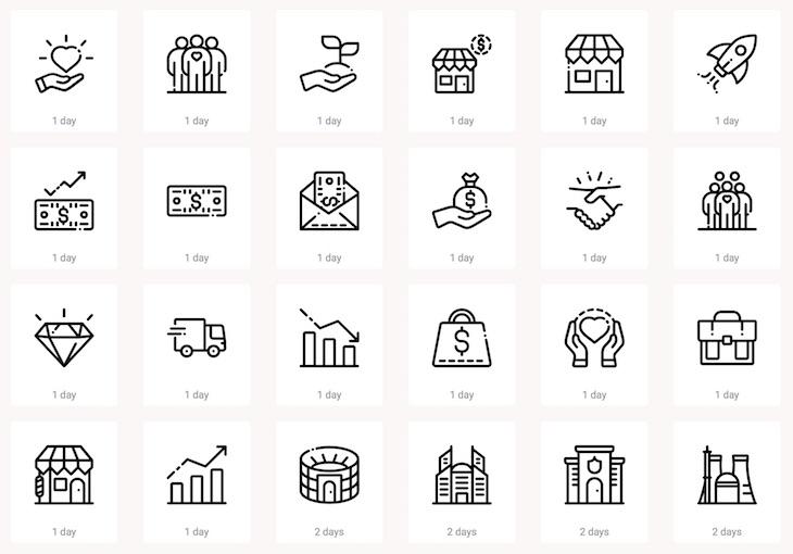 IconBros, una plataforma con iconos gratuitos y de calidad que no deja de crecer