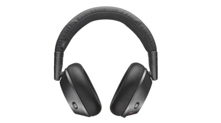 Plantronics BackBeat PRO 2, auriculares inalámbricos Bluetooth 4.0 con 24 horas de música continua y cancelación activa de ruido bajo demanda