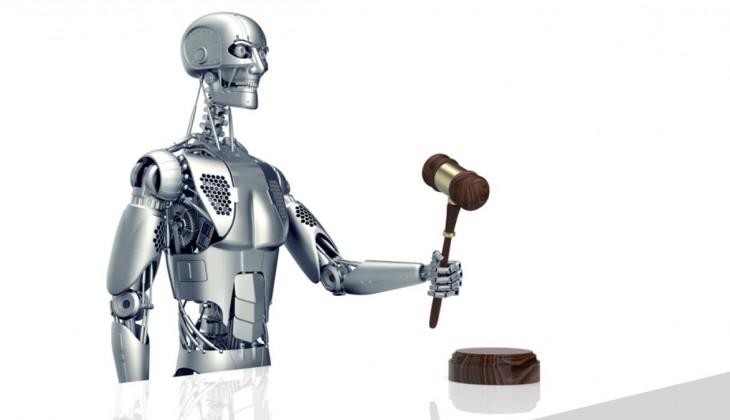 robot abogado