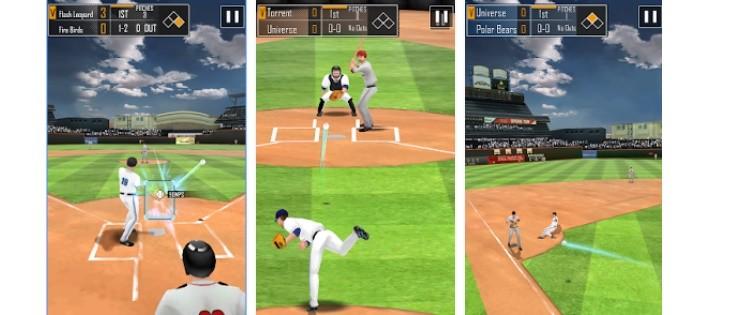 Béisbol Real 3D