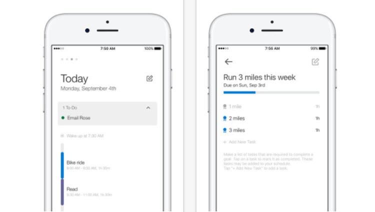 Feather, una app para gestionar tareas y objetivos