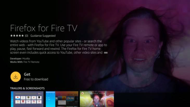 Firefox-FireTV