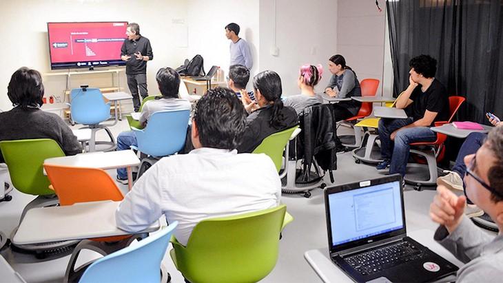 GeeksHubs Academy Bootcamp Mexico 001