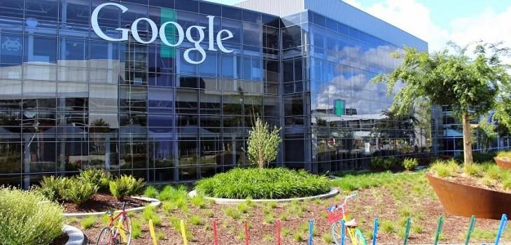 Google mejor lugar para trabajar