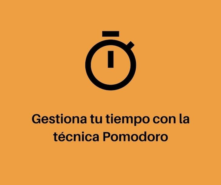 Herramientas Pomodoro