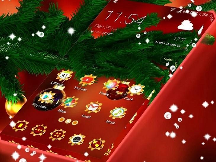 Lanzador de árbol de Navidad