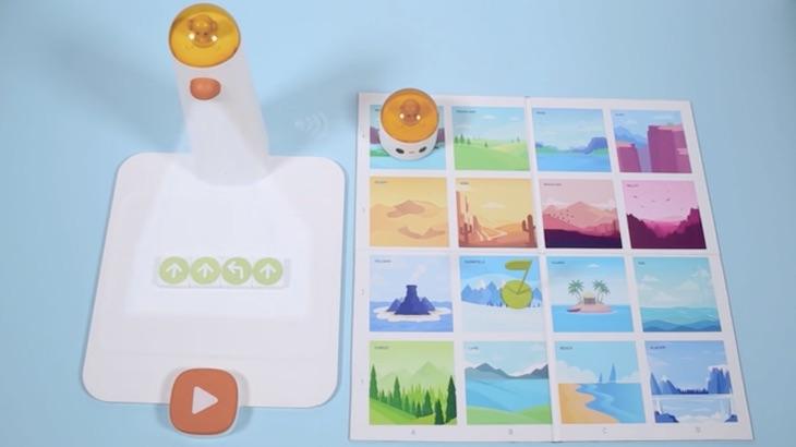 MatataLab, un robot con el que los niños podrán aprender a programar jugando