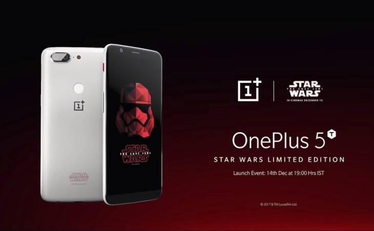 OnePlus5TStarWars