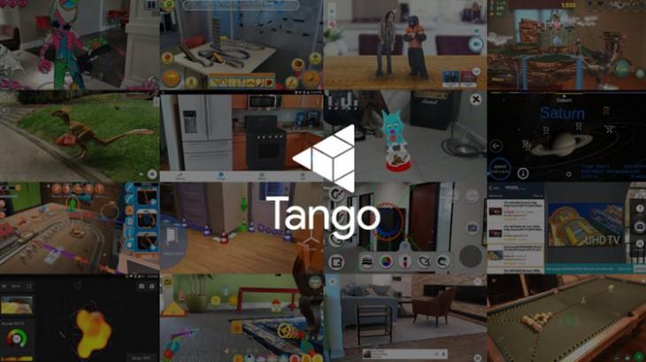 Google cierra Project Tango, para centrarse en ARCore
