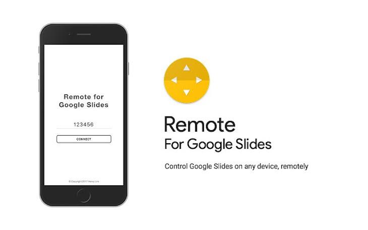 Convierte tu smartphone en un control remoto para presentaciones con esta herramienta