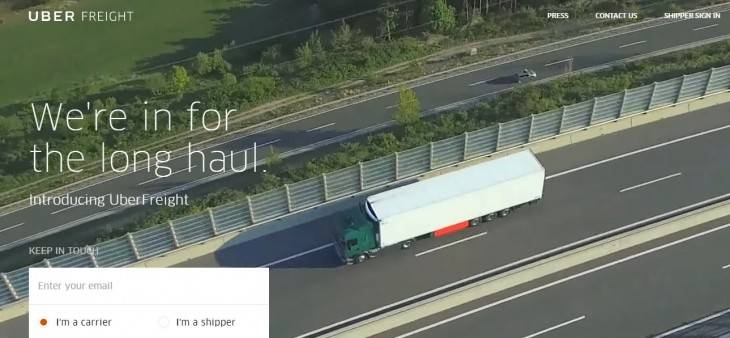 Uber-Freight