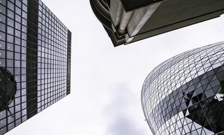 Edificios en Londres