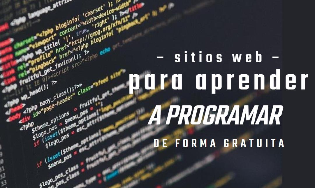 Dónde encontrar cursos online gratuitos de programación