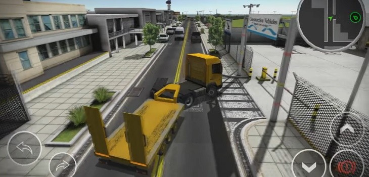 Drive Simulator juego gandolas para Android
