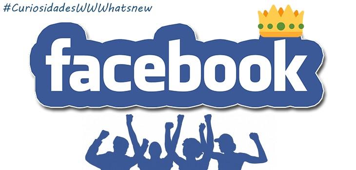 Facebook red social del momento