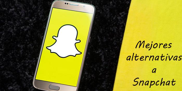 Mejores alternativas a Snapchat