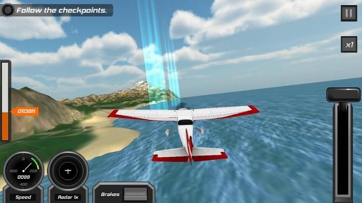 Pilotear aviones c