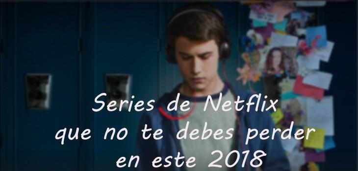 Series Netflix para 2018