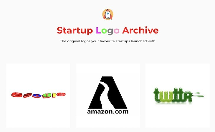Startup Logo Archive