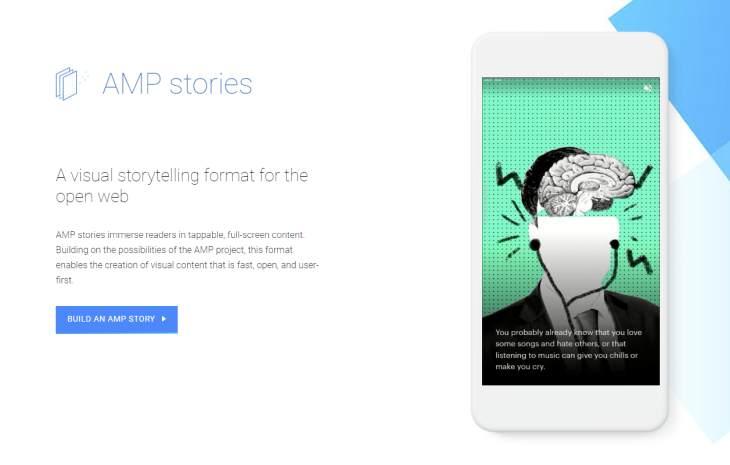 AMP-Stories