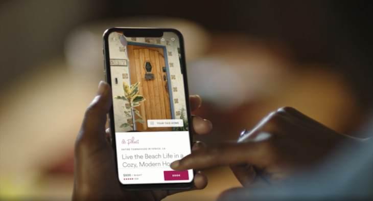 Airbnb lanza nuevas categorías de alojamiento