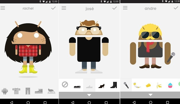 Androiddify