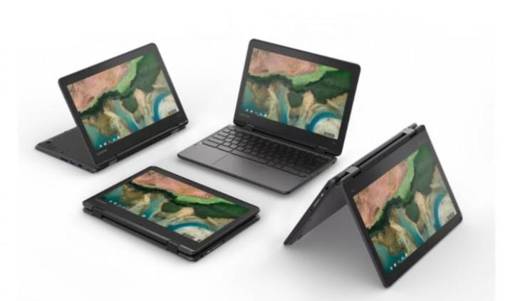 Chromebooks de Lenovo