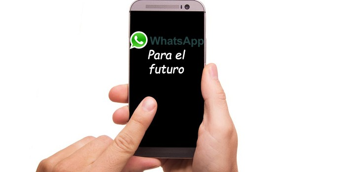 Cosas que esperamos de WhatsApp para el futuro