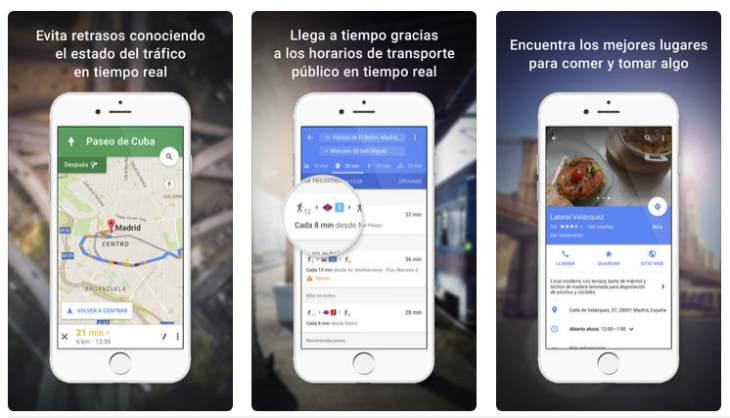 GoogleMaps-iOS
