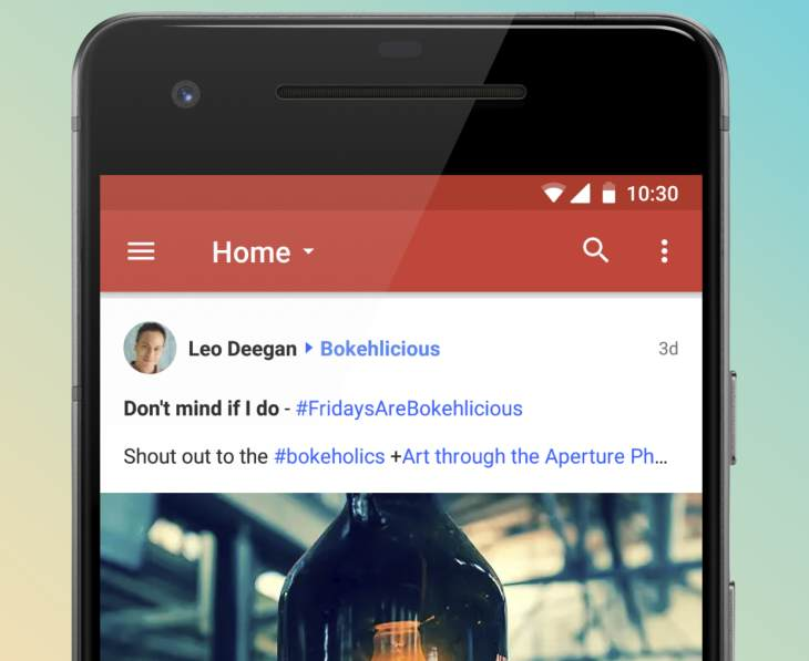 GooglePlusAndroid2018