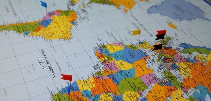 Juegos de geografía para Android